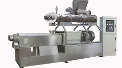 dog food machinery plant