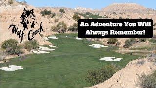 Wolf Creek Golf Course Vlog, Mesquite, NV Part 1