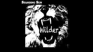Standing Sun Wilder New   2017 Heavy Blues Rock