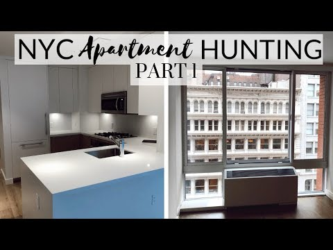 NYC APARTMENT HUNTING 2019 | Part 1