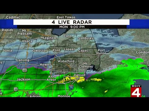 Metro Detroit weather