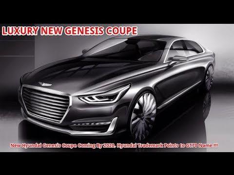 New Hyundai Genesis Coupe Coming By 2020 S After 2016 Replacement