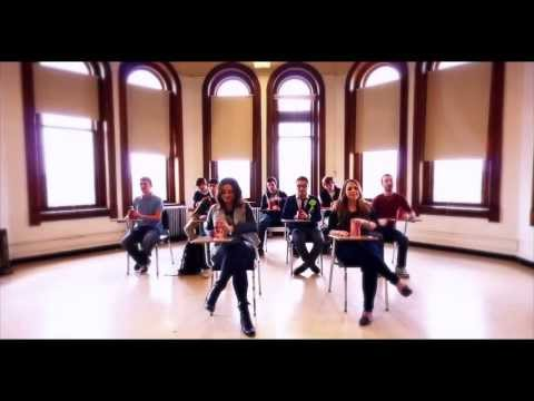 Cups When I'm Gone)  Pitch Perfect A Cappella Cover - Kara Della Valle, Grace Doty & Otto Tunes
