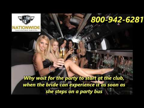 DC Party Bus Rental - DC Limousine Rental, DC Limo Service, Airport Car Service DC