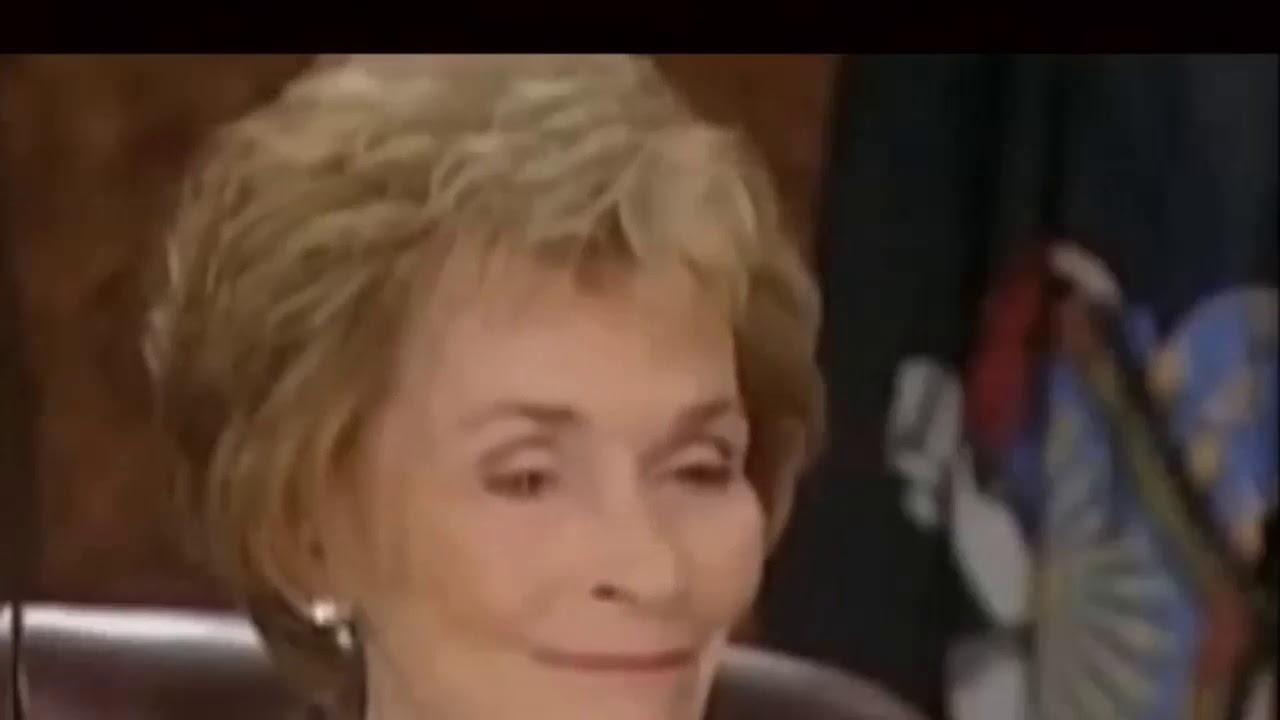 Download Judge Judy gets THREATENED!!