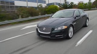 Car Tech - 2015 Jaguar XJL