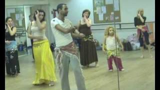 ASI HASKAL   BELLY DANCE WORKSHOP 9