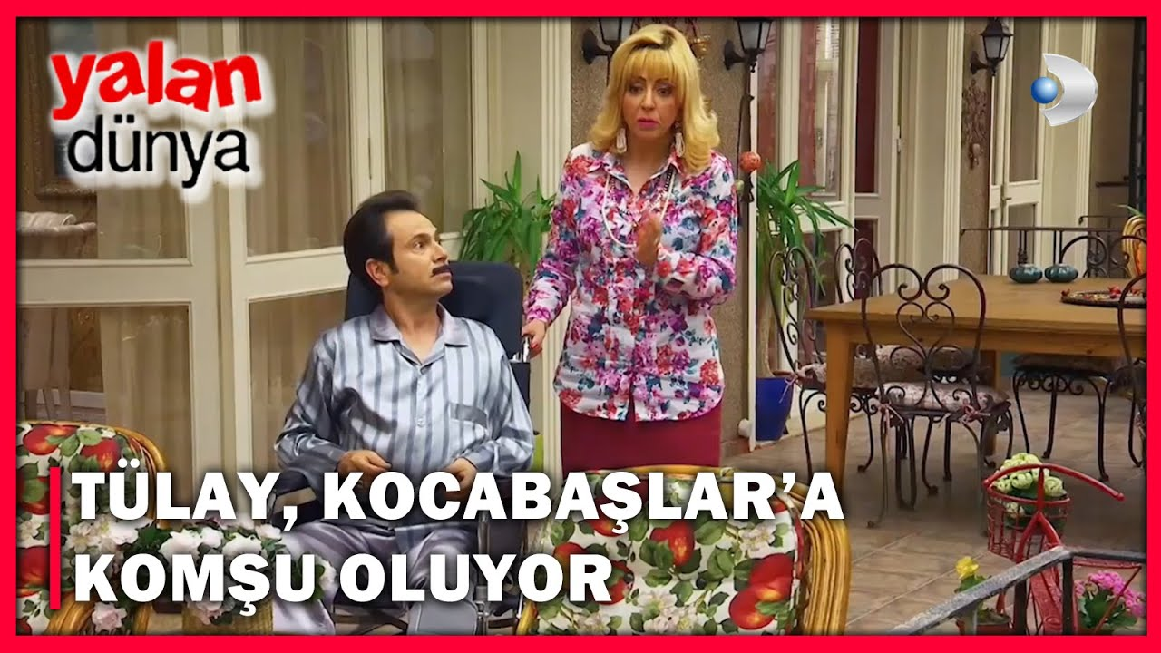 Tülay, Kocabaşlar'a Komşu Oldu! - Yalan Dünya 50.Bölüm
