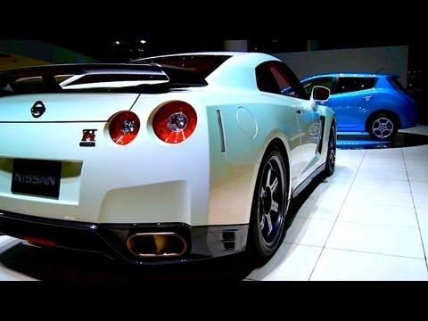2013 Nissan GT-R EGOIST