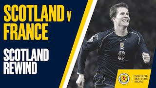 Scotland Rewind Scotland v France 2006 Full Match