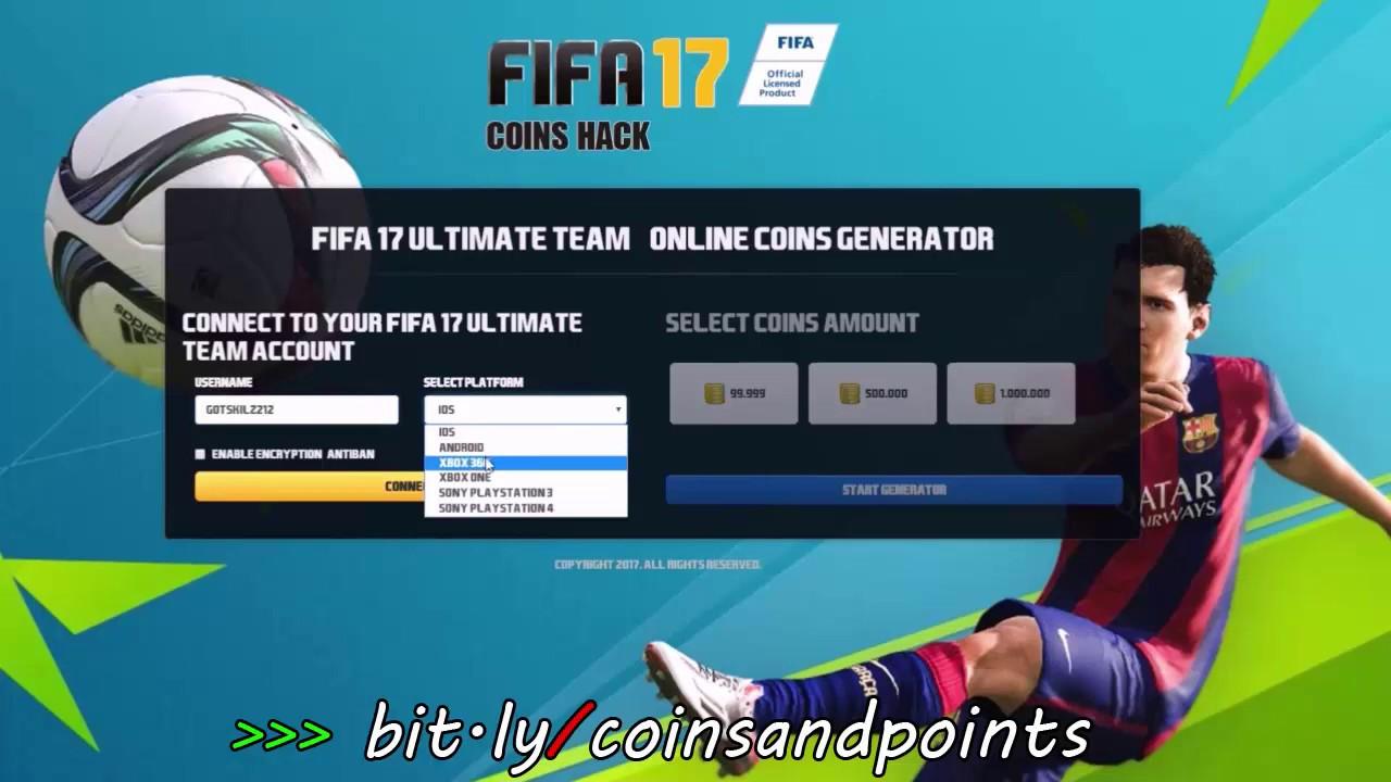 Fifa 17 Münzen Kostenlos Münzen Und Punkte Für Fut 17 Youtube