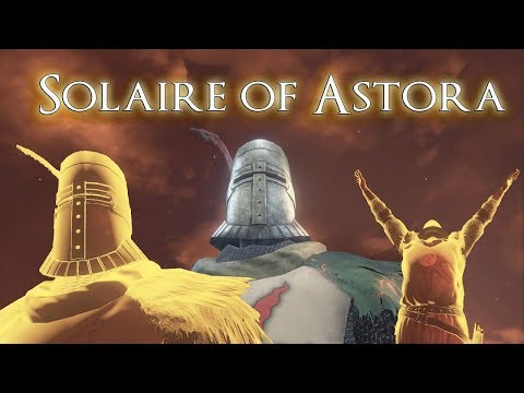 Solaire of Astora - Dark Souls 3 Trolling