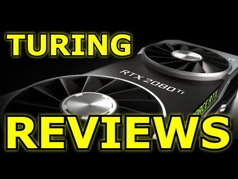 RTX 2080 Ti Review Roundup and Analysis