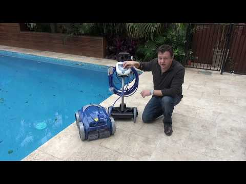 Zodiac V4 Robotic Pool Cleaner
