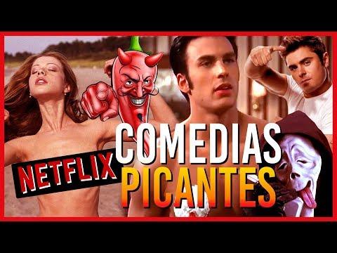 Top Comedias Picantes En NETFLIX #QueVerEnNetflix | Top Cinema