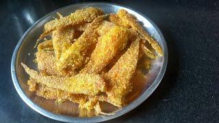 Crispy Mandeli Fish Fry by Kalpana Talpade | Non - Vegetarian Starters Recipe