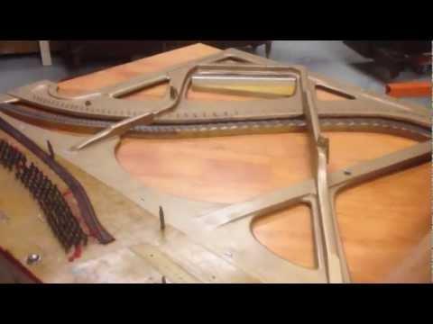 Vintage Upright Piano New Soundboard & Bridge