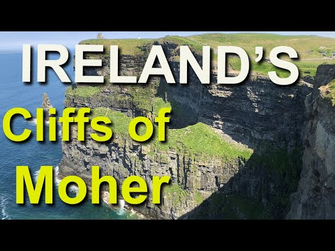 Ireland's Cliffs of Moher, complete visit