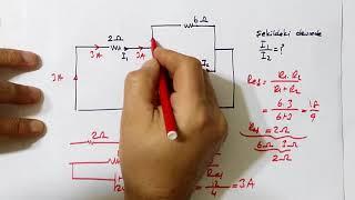 Elektrik Devreleri ,Akım, Direnç ,Potansiyel fark  1 - ERDAL HOCA