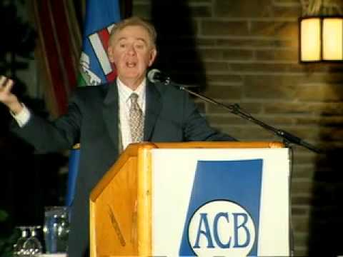 Alberta Congress Board - 2007 Annual Workplace Conference Speakers - Video 1