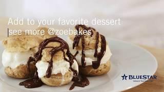 Desserts Make Easy: Profiteroles (Part 2)