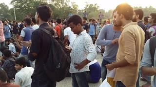 কুমিল্লায় কোটা আন্দোলন/ পুলিশ বাধা দিয়েও থামাতে পারে নি