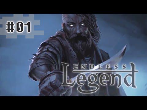 Let's play Endless Legend - Dementia ... No, the Forgotten! #1