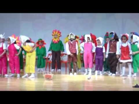 English Drama Competition: LKG G(22nd March 2018)