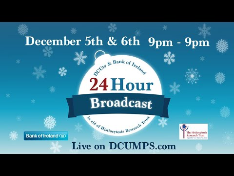 DCUtv & Bank Of Ireland 24 Hour Broadcast - Part 3