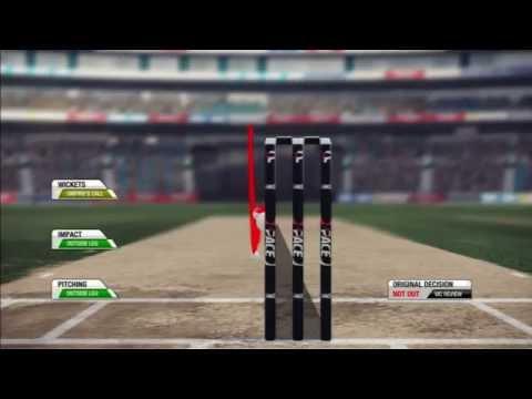Don Bradman Cricket 14 | LBW Challenge #1