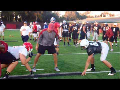 Harrison Phillips Stanford camp highlights