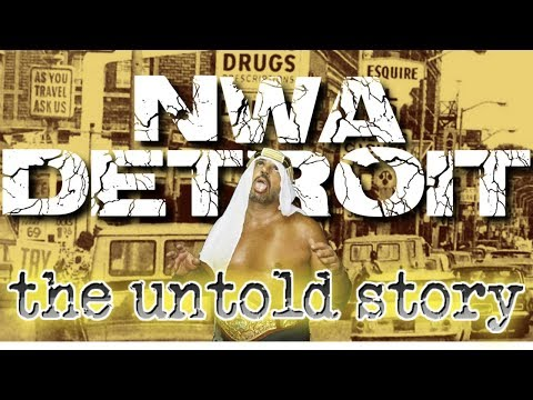 NWA Detroit - Big Time Wrestling | The Untold Story | Wrestling Territories Documentary 6/50