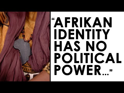 """AFRIKAN IDENTITY HAS NO POLITICAL POWER..."" Discussion on the Dagger Squad!"