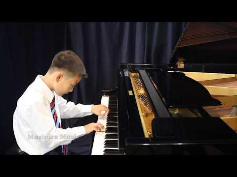 Kuhlau Piano Sonatina Op. 20, No.1, by Ivan Yang (7)