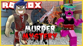 NOHOPRIMA WANTS TO KILL ME! Roblox Murder Mystery