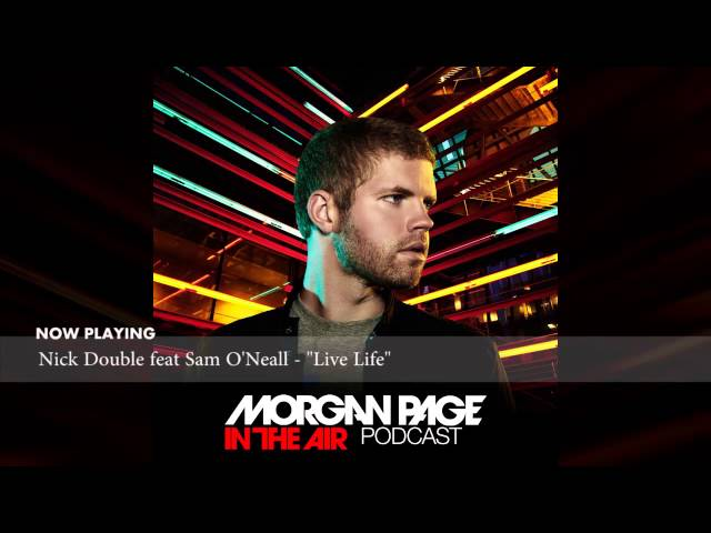 Morgan Page - In The Air - Episode 214