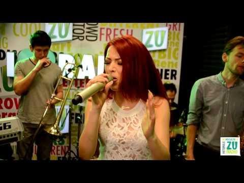 Elena Gheorghe - De neinlocuit (Live la Radio ZU)