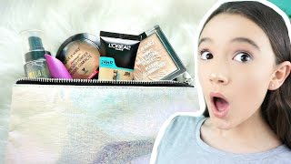 All YOU Will Need... Beginner Makeup Kit! FionaFrills