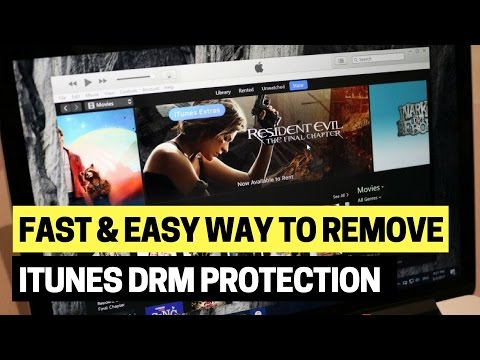 Remove DRM Protection Of Subscribed Apple Music