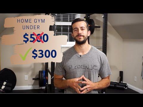 Budget Home Gym Under 500 (Essential Workout Equipment!)