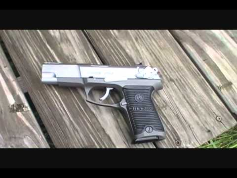 Ruger P 90 45 Acp