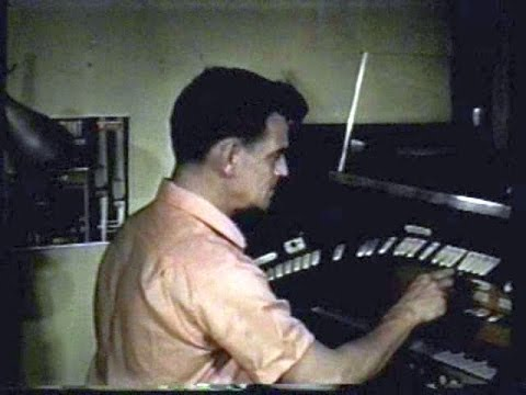 LEON BERRY - CHICAGO WURLITZER THEATRE ORGANIST