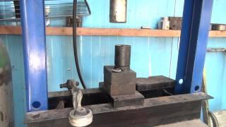 porwnanie zawieszenia aluminiowego vag szok