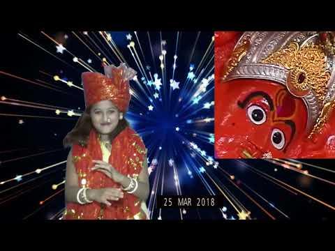 Khandeshi devi song वनीच्या गडाला