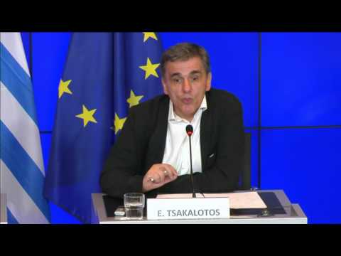 #Greece: 'We wanted clarity on the whole programme for investors and for the Greek people'