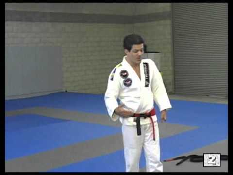 Jean Jacques Machado Promoted to Red/Black Belt