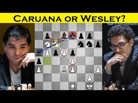 WESLEY vs CARUANA,