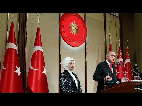 Emine Erdoğan: Mafya babaları, katiller rol model gibi lanse edilmesin