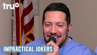Video Impractical Jokers - Joe's Dental Disaster | truTV download MP3, 3GP, MP4, WEBM, AVI, FLV Agustus 2018