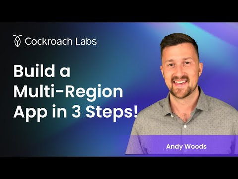 How to Lower Network Latency in 3 Steps | Multi-Region Applications